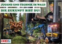 Neuer Lehrberuf: Forsttechniker/in